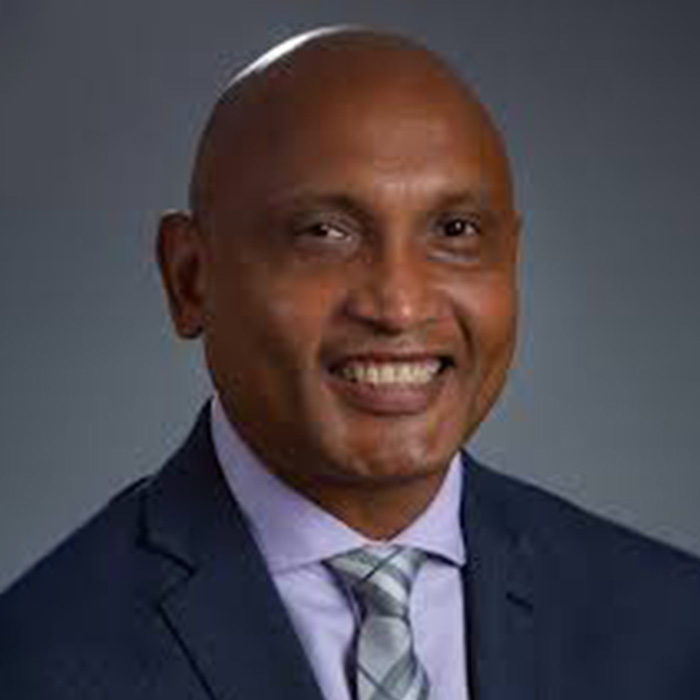 Image of Dr. Wesley Crichlow